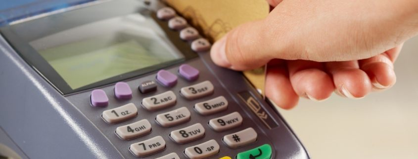 Common Charges Involved in Credit Card Machine Payment Processing